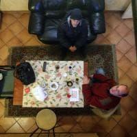 Palermo, altre dieci famiglie all'hotel Elena