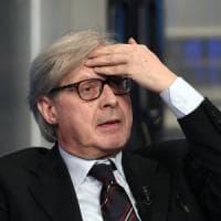 """Sgarbi insulta sui social la figlia di Strada, Fava: """"Musumeci lo rimuova"""""""