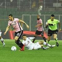Palermo, Tedino ha pronta la squadra da schierare a Perugia