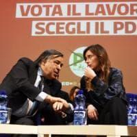 Palermo, Boschi lancia la volata a Giambrone: