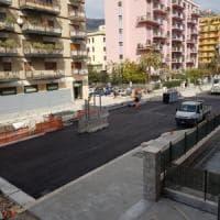 Palermo, dopo tre anni di lavori riapre al traffico viale Lazio