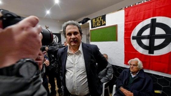 """Palermo, associazioni contro Forza Nuova: """"No al comizio di Fiore"""""""