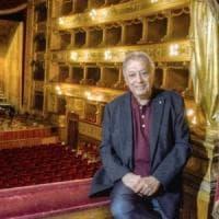 Palermo, rinviato il concerto di Zubin Mehta al Massimo
