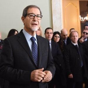 """Acqua, relazione di Musumeci all'Ars: """"Ecco le opere che realizzeremo"""""""
