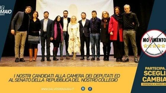 M5S, rinvio a giudizio per il il sindaco di Bagheria Patrizio Cinque