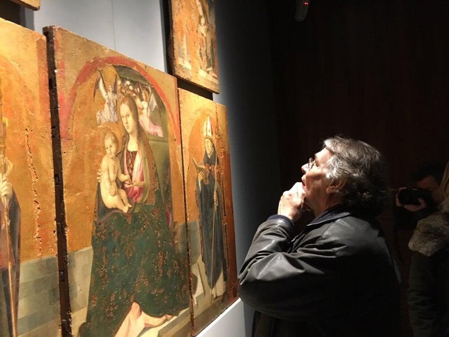 Messina, Pennac ammira i Caravaggio