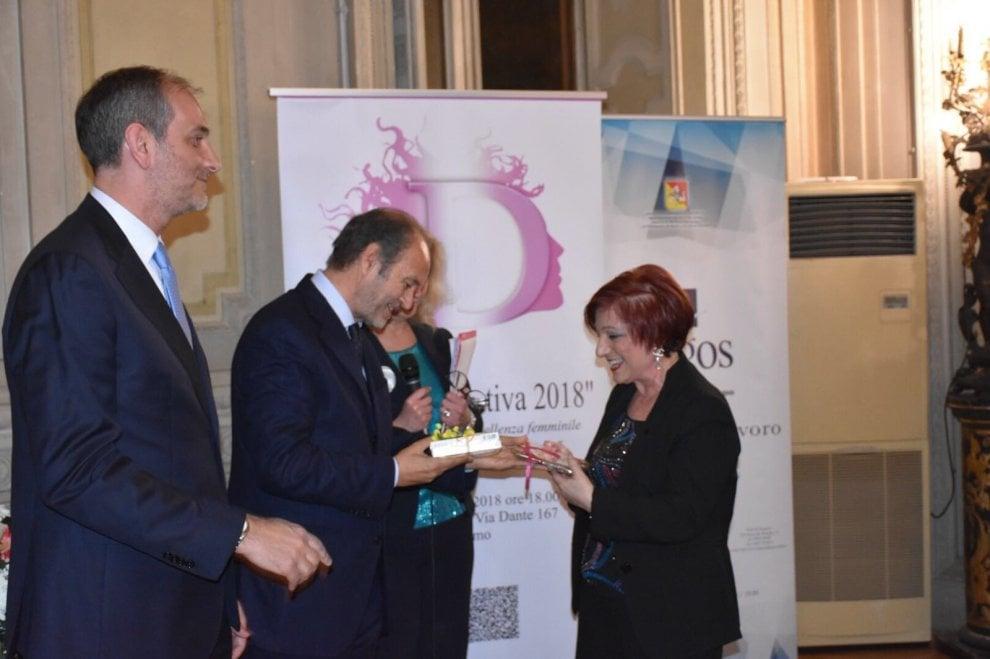 Il premio Donnattiva al prefetto di Palermo. Nasce una rete delle donne