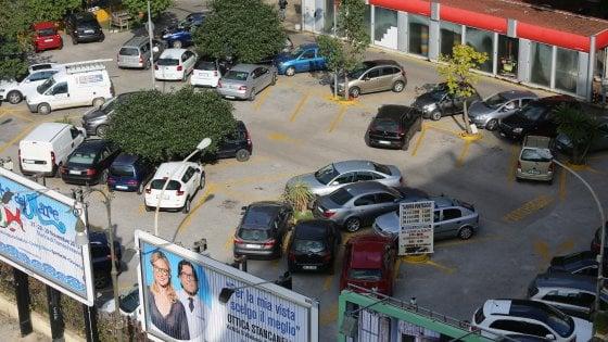 Palermo, sequestrato il parcheggio Panno dove sorgeva villa Deliella