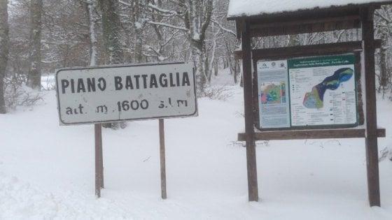 Palermo: ritrovato escursionista disperso sopra Piano Battaglia