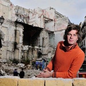 Palermo, pronta l'ordinanza di sgombero per l'artista Uwe Jantsch