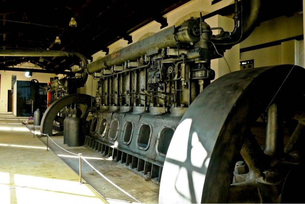 Caltanissetta, il gioiello dell'archeologia industriale abbandonato