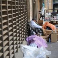 Palermo, aggredito un clochard: intervento chirurgico al naso