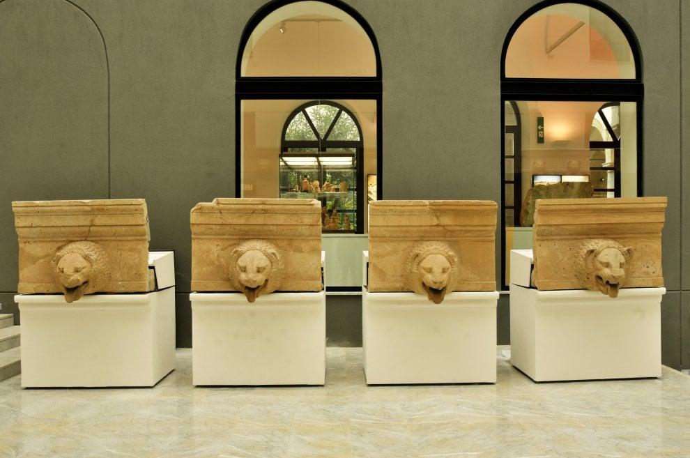 Palermo, il Museo Salinas apre la sua Agorà: sarà uno spazio polifunzionale