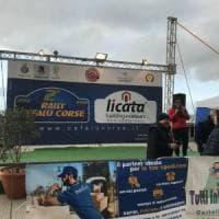 Incidente al Rally di Cefalù: navigatore investito mentre controlla le