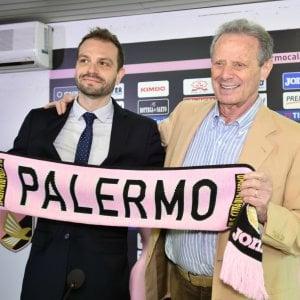 """Palermo, Zamparini querela Baccaglini: """"Mi scuso per essermi fidato di lui"""""""