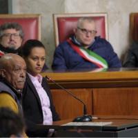 Palermo, la sorella del presunto Mered in aula: