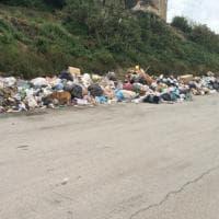 Emergenza rifiuti a Licata:
