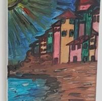 Paesaggi e autoritratti: in mostra ad Acitrezza i quadri dei pazienti di psichiatria