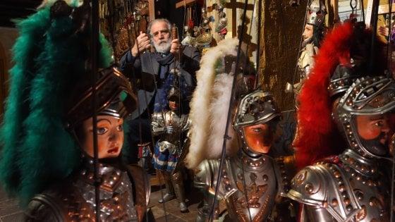 Il cult di Ciprì e Maresco e la mostra di pupi: gli appuntamenti di venerdì