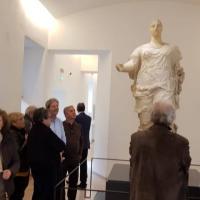 Per Gentiloni pausa siciliana: visita alla Venere di Morgantina