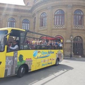 Palermo, i ragazzi della Magione alla scoperta delle bellezze della città