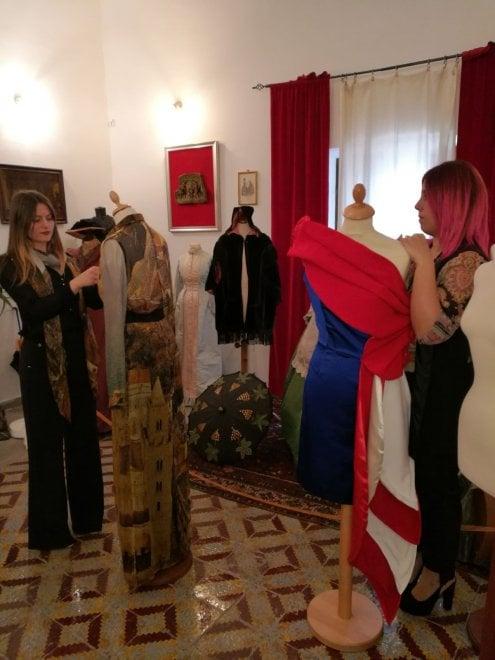 Messina, nuovi abiti in mostra al Museo del costume di Mirto