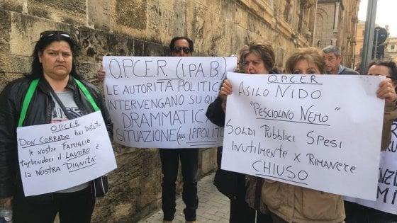 Opera pia Ruffini, appello dei lavoratori all'arcivescovo di Palermo