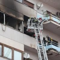 Incendio in via Albanese a Palermo, arrestato il nipote dell'anziana