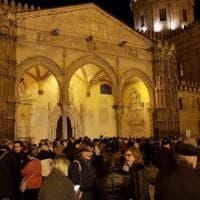 Palermo, l'arcivescovo e i siriani contro le guerre: