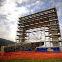 Messina, il pizzo sulle opere della Fiumara d'arte: tre arresti