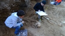 Rinvenute 500 sepolture salgono a 10mila le tombe della necropoli