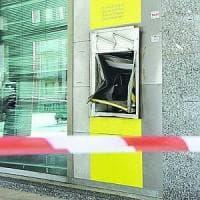Catania, sgominata la banda dei colpi al bancomat