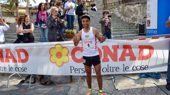 Atletica, Idrissi fa il bis: dopo il Vivicittà vince il Running Sicily a Cefalù