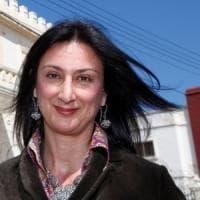 Il premio Francese alla memoria di Daphne Caruana Galizia