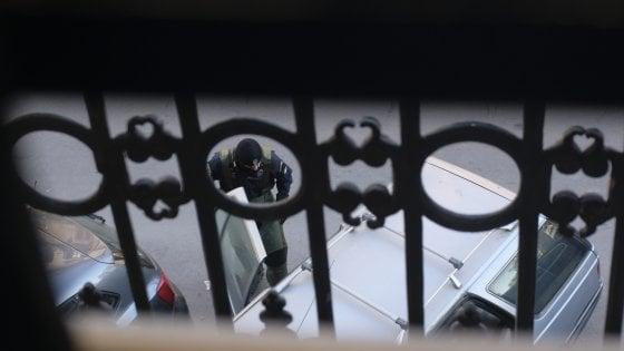 Palermo, allarme bomba in via Amari: chiusa la strada