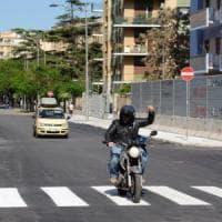 Palermo, dopo 3 anni incubo finito: riaperto viale Lazio