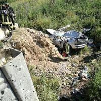 Siracusa, drammatico incidente sulla provinciale: tre ventenni morti, una