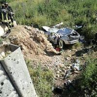 Siracusa: tre morti sulla strada, speranze per la quarta passeggera