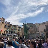 Palermo, in 35mila a Cerda per la Sagra del carciofo