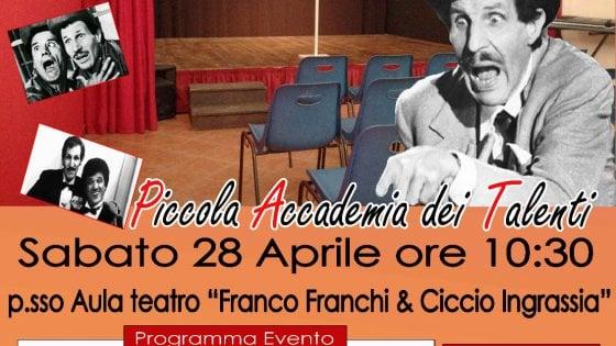 Uno spettacolo su Franco e Ciccio a 15 anni dalla morte di Ingrassia