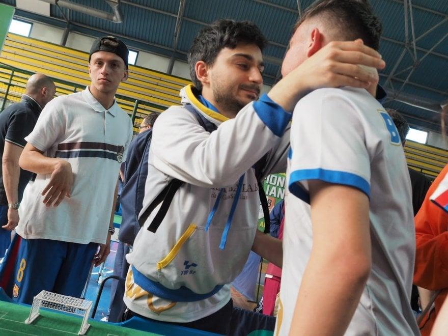Palermo, il Subbuteo club di Bagheria terzo ai campionati italiani di calcio da tavolo