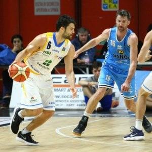 Basket, l'Orlandina retrocessa in A2