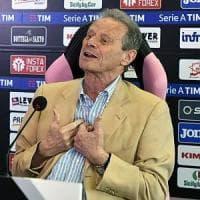Palermo, respinta la richiesta di arresto per Zamparini
