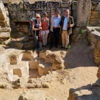 Selinunte: riemerge il battistero bizantino, presto al via i restauri