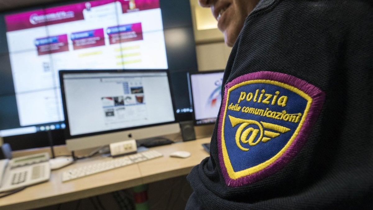 Una persona arrestata, 13 indagati e un vasto archivio informatico