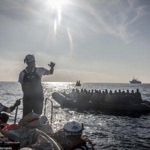 Migranti, scafista tunisino arrestato a Trapani