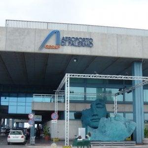 Palermo, sciopero del personale addetto ai controlli all'aeroporto, code agli imbarchi