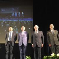 Messina, Tajani e Musumeci a sostegno del candidato sindaco di centrodestra: