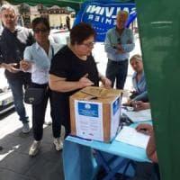 Voto sul contratto di governo, in 7.500 ai gazebo della Lega in Sicilia