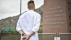 Palermo, Accardi nel Giardino della memoria: